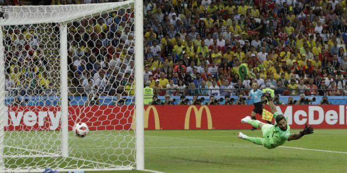 Chutebol Na Copa (4): Perdemos!!