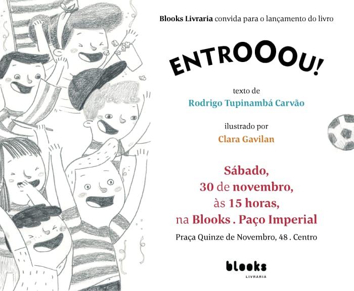 Convite Chutebol Livro